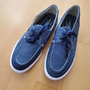 Mens Sperry Top sider in blue